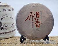 """Китайский чёрный чай - Шу пуэр """"Юан Сян"""", 2014 год, фото 1"""