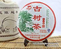 "Китайский чёрный чай - Шу пуэр ""Гу Шу Ча"", 2013 год, фото 1"