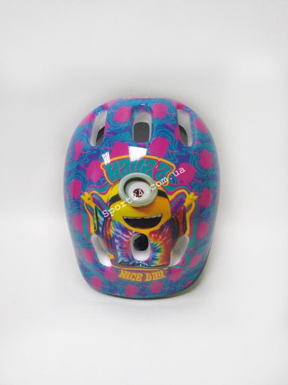 Защитный шлем для детей Миньон