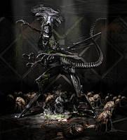 Фигура Королевы Чужих Alien Queen от NECA