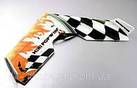 Летающее крыло Tech One Mini Popwing 600мм EPP ARF (красный, черный)