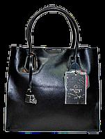 Женская сумочка GALANTY из натуральной кожи черного цвета LZZ-870031, фото 1
