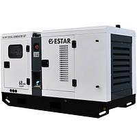 Трехфазный дизельный генератор ESTAR ER30 (24 кВт) (Автозапуск + Подогрев + GSM-Мониторинг)