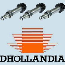 Клапаны и катушки DHOLLANDIA