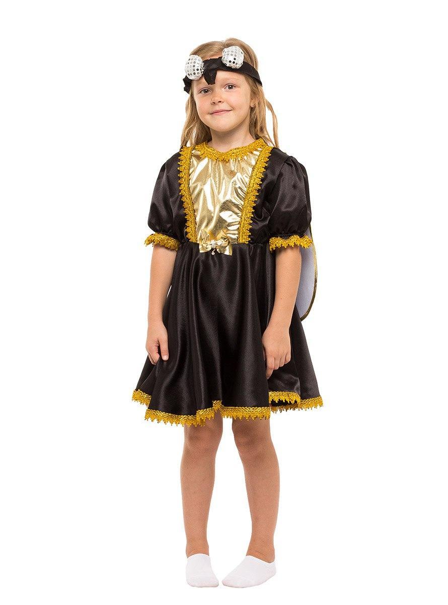 """Детский карнавальный костюм """"Муха-Цокотуха"""" для девочки"""