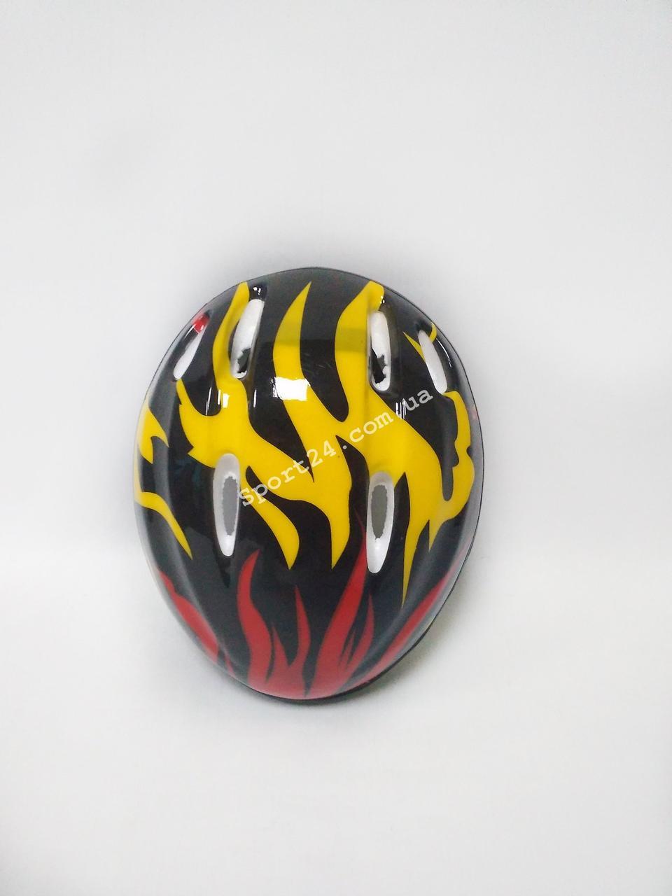 Защитный шлем для детей Черный