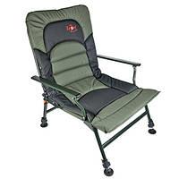 Кресло карповое Full Comfort Boilie Chair с подлокотниками