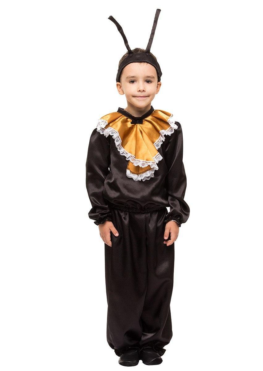 """Детский карнавальный костюм """"Муравей"""" для мальчика"""