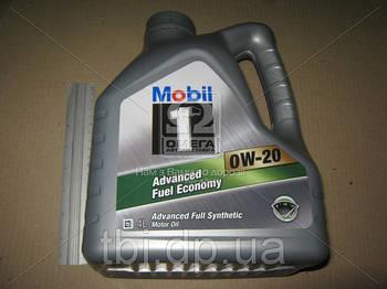 Масло моторное MOBIL 1 0W-20 API SN/CF, AСEA A1/B1,ILSAC GF-5 (Канистра 4л)