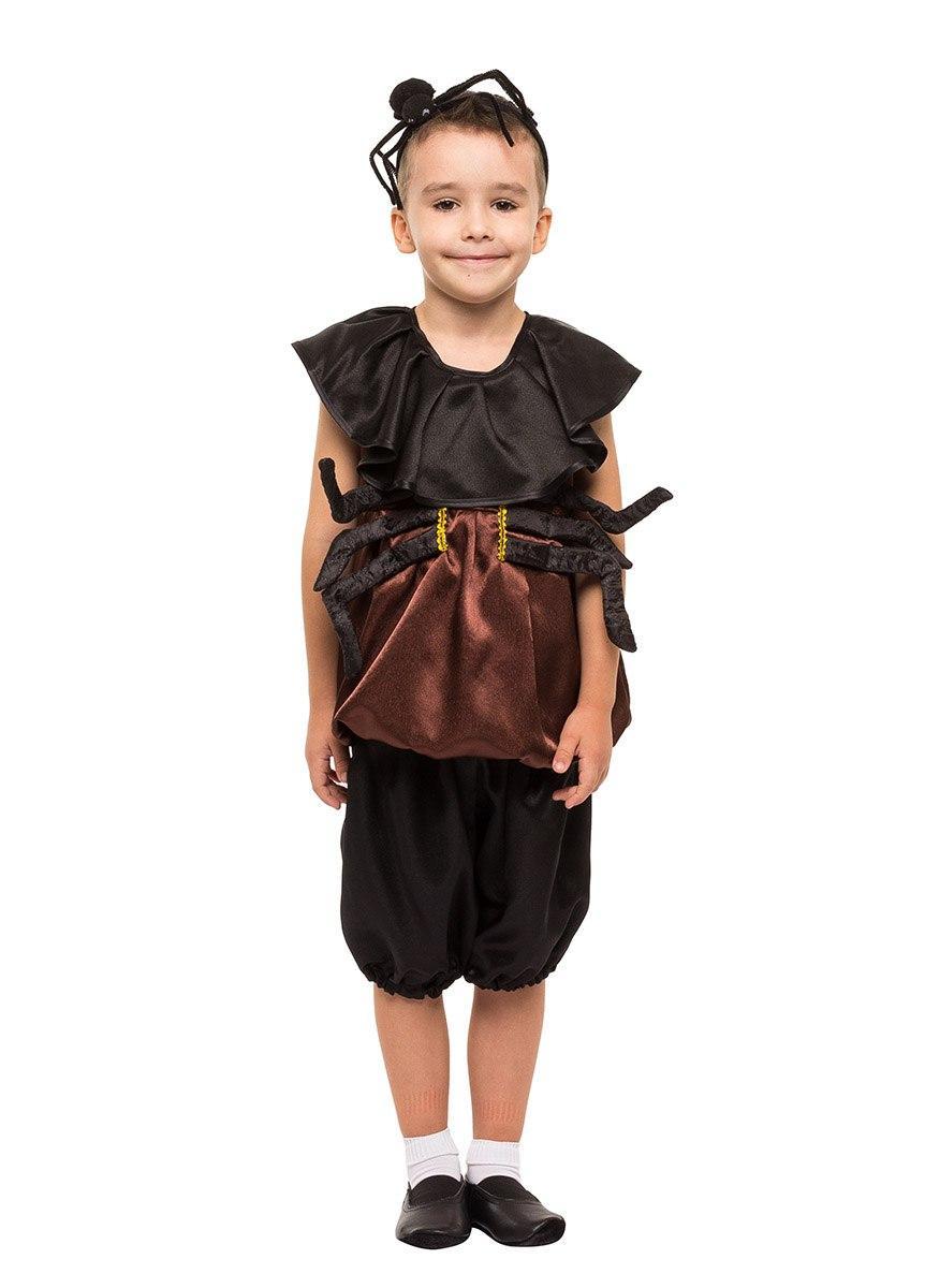 """Детский карнавальный костюм """"Паучок"""" для мальчика"""
