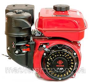 Двигатель с понижающим редуктором Weima WM170F-3 (1800 об/мин. 7 л.с.), фото 2