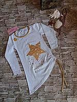Туніка-плаття, 86-104 см ріст.