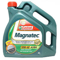 Масло моторное Castrol Magnatec 10W-40 A3/B4 4 л
