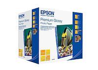 Бумага Epson 130mmx180mm Premium Glossy Photo Paper, 500л (C13S042199)