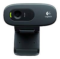 Web камераLogitechWebCam C270HD (960-000636)