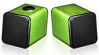 Портативная акустика Divoom Iris-02 USB Green