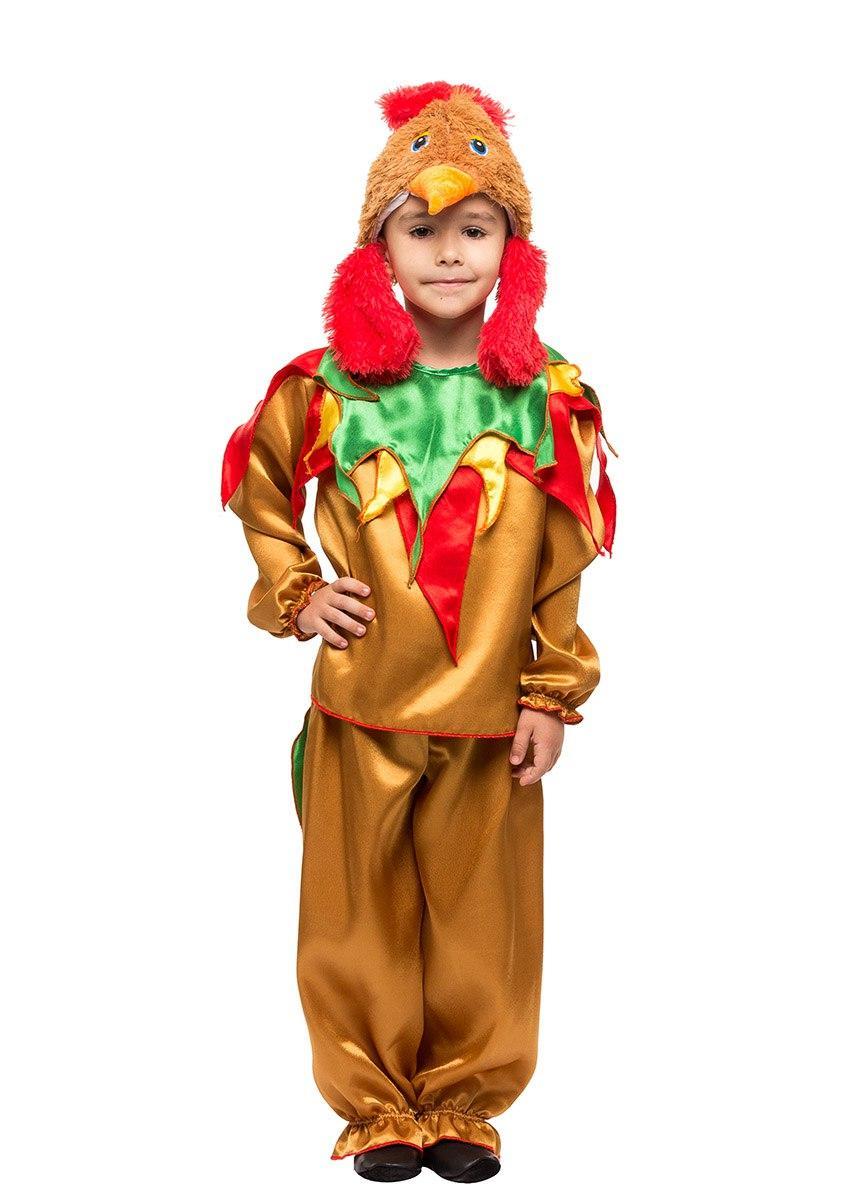 """Детский карнавальный костюм """"Петушок"""" для мальчика"""