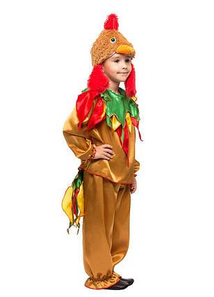 """Детский карнавальный костюм """"Петушок"""" для мальчика, фото 2"""