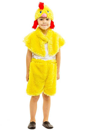 """Детский карнавальный костюм """"Цыпленок"""" для мальчика, фото 2"""