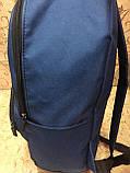 Рюкзак с кожаным дном Унисекс Спортивный городской стильный только ОПТ, фото 3