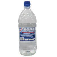 Вода дистиллированная Velvana 1 л