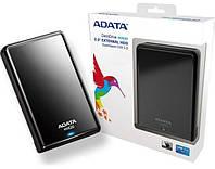 "Портативный HDD 2.5"" 1.0TB 5400rpm USB3.0 ADATA DashDrive HV620 Black (AHV620-1TU3-CBK)"