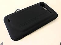 Двойной чехол Case-Mate для HTC Incredible S чёрный (+ пленка)