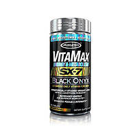 Витамины для мужчин VitaMax Energy & Metabolism SX-7 Black Onyx 120 таб