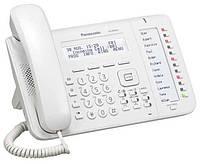 IP-телефон Panasonic KX-NT553RU White
