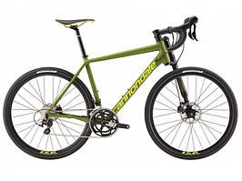 """Велосипед 27,5"""" Cannondale SLATE 105 Disc рама - S зеленый матовый"""