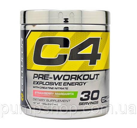 Предтренировочний комплекс C4 Pre Workout Cellucor 30 порц., фото 2