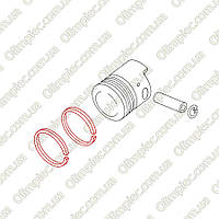 Поршневое кольцо (2 ремонт) ПЛМ «Салют» 4510-3005