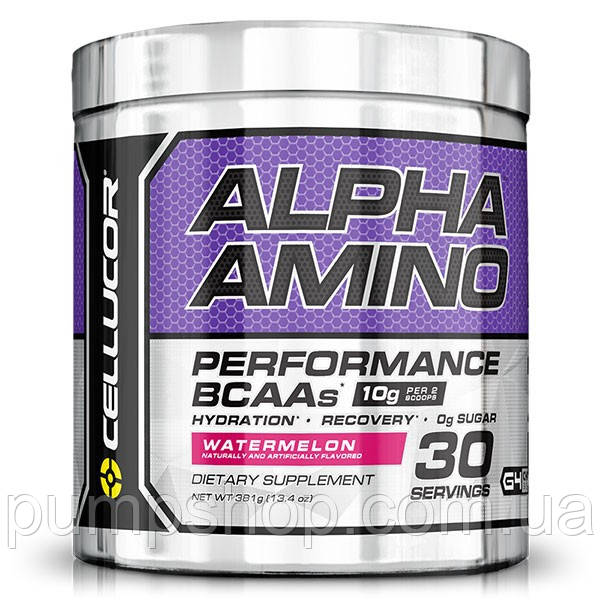 Амінокислоти Cellucor Alpha Amino 381 р (30 порц.)