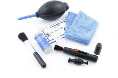 Средства для чистки и ухода за оптикой и камерами