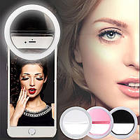 Подсветка-кольцо для смартфонов