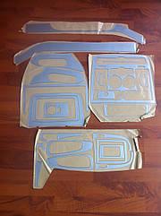 Накладки на панель Mercedes Vito W639 (2003-2010) Алюминий
