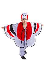 """Детский карнавальный костюм """"Снегирь"""" для мальчика"""