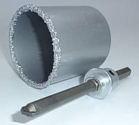 Фреза корончатая 103мм с вольфрамовым напылением , фото 1