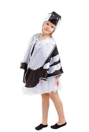 """Детский карнавальный костюм """"Сорока"""" для девочки, фото 2"""