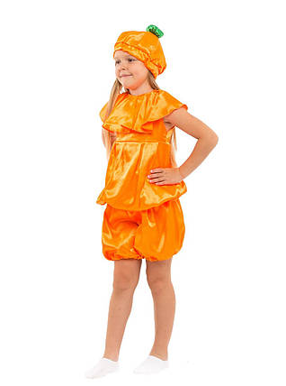 """Детский карнавальный костюм """"Тыква-Апельсин"""" для девочки, фото 2"""