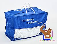 Сетка на футбольные ворота (2шт.) тренировочная узловая.