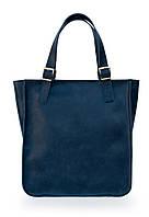 Marins Shopper blue, сумка-шопер, синяя