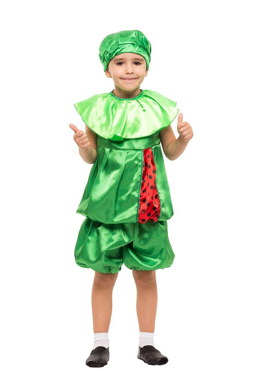 """Детский карнавальный костюм """"Арбуз"""" для мальчика"""
