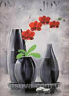 """Схема для вышивки бисером """"Орхидея. Стиль"""""""
