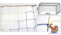 Сетка на футзальные, гандбольные ворота (2шт.) любительская капрон