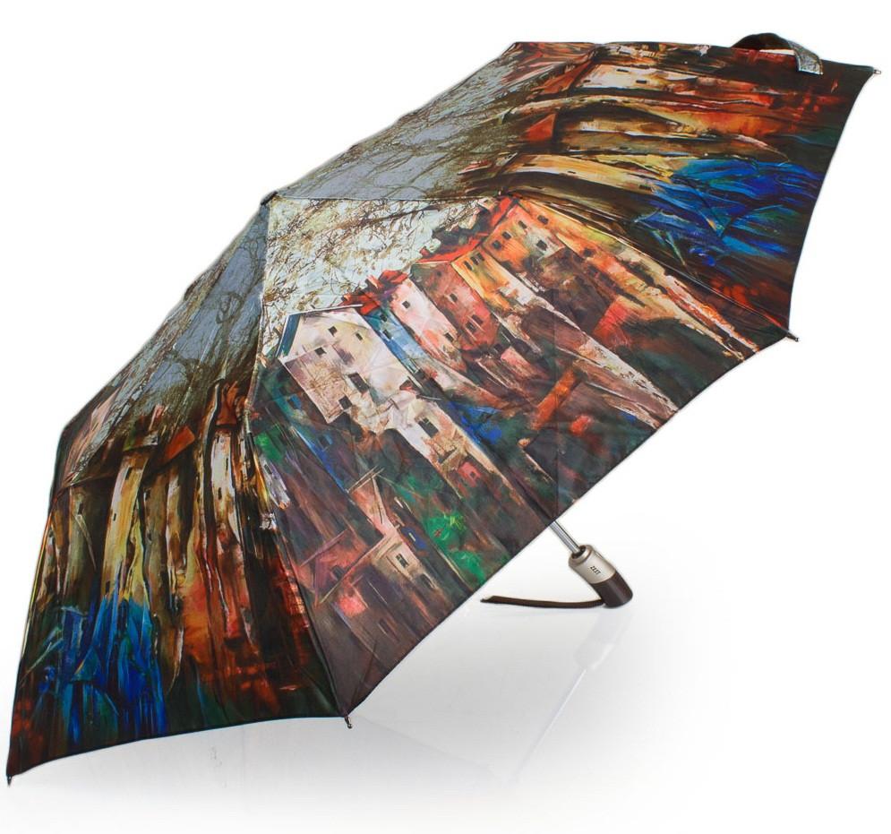 Элегантный зонт женский автомат ZEST (ЗЕСТ) Z23744-5040