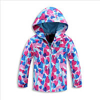 Курточка  осенняя для девочки