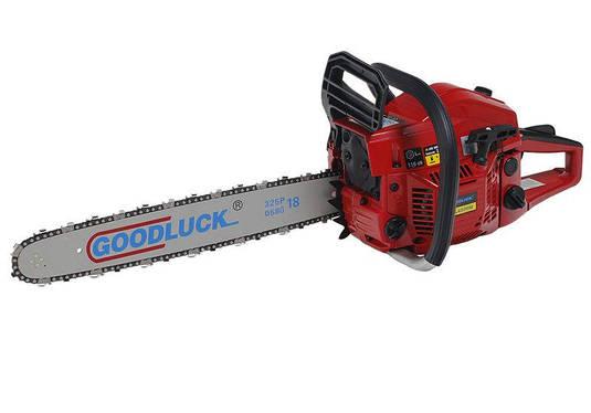 Бензопила GOODLUCK GL4500(2 шины, 2 цепи)