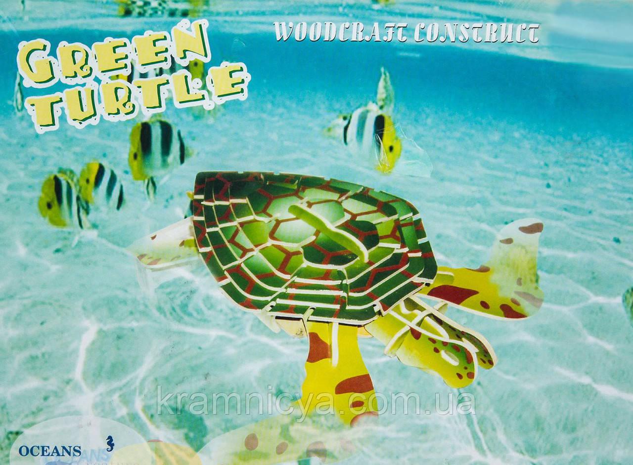 Sea-Land Черепаха (цветная), 2 пластины (ЕС009)