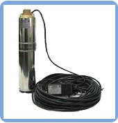 Бытовой насос для скважины Водолей БЦПЭ-0,5-32